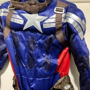 Disney Store Captain America Toddler Costume 4